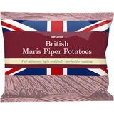 Iceland British Maris Piper Potatoes 2kg