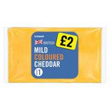 Iceland British Mild Cheddar Cheese 400g
