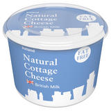 Iceland British Natural Cottage Cheese 250g