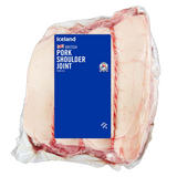 Iceland British Pork Shoulder Joint