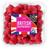 Iceland British Raspberries 200g