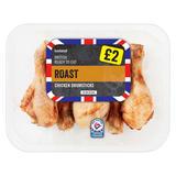 Iceland British Roasted Chicken Drumsticks 410g