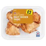 Iceland British Roasted Chicken Thighs 420g