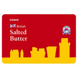 Iceland British Salted Butter 250g