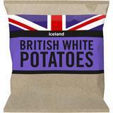 Iceland British White Potatoes 2.5kg