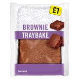 Iceland Brownie Traybake 225g