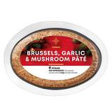 Iceland Brussels, Garlic & Mushroom Pâté 220g