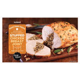 Iceland Butter Basted Stuffed Chicken Breast Joint 525g
