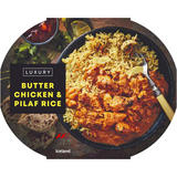 Iceland Butter Chicken and Pilaf Rice 450g