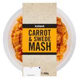 Iceland Carrot & Swede Mash 400g