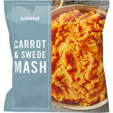 Iceland Carrot & Swede Mash 450g