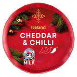 Iceland Cheddar & Chilli 100g