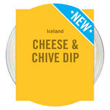 Iceland Cheese and Chive Dip 170g