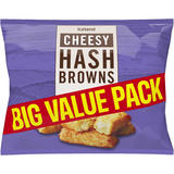 Iceland Cheesy Hash Browns 1.25kg
