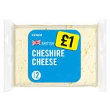 Iceland Cheshire Cheese 180g