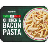 Iceland Chicken & Bacon Pasta 400g
