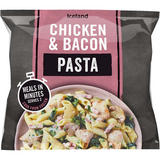 Iceland Chicken & Bacon Pasta 750g