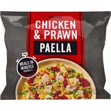 Iceland Chicken & Prawn Paella 750g