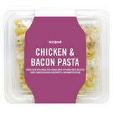 Iceland Chicken and Bacon Pasta 400g