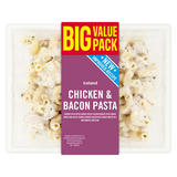 Iceland Chicken and Bacon Pasta 600g