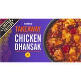 Iceland Chicken Dhansak 375g