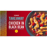 Iceland Chicken in Black Bean 375g