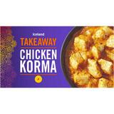 Iceland Chicken Korma 375g