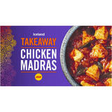 Iceland Chicken Madras 375g