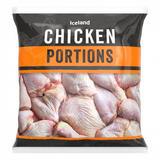 Iceland Chicken Portions 1.9kg