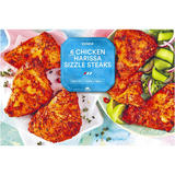 Iceland Chicken Sizzle Steaks 420g