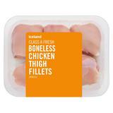 Iceland Chicken Thigh Fillet 2kg
