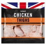 Iceland Chicken Thighs 1.5kg