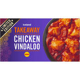 Iceland Chicken Vindaloo 375g