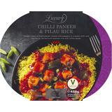 Iceland Chilli Paneer & Pilau Rice