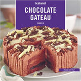Iceland Chocolate Gateau 600g