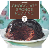 Iceland Chocolate Sponge Pudding 115g