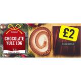 Iceland Chocolate Yule Log 428g