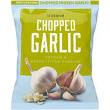 Iceland Chopped Garlic 100g