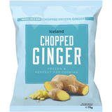 Iceland Chopped Ginger 75g