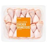 Iceland Class A Fresh British Chicken Drumsticks 4kg