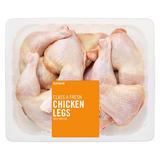 Iceland Class A Fresh British Chicken Legs 3.5kg