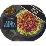 Iceland Cocoa Chicken & Green Rice 450g