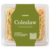 Iceland Coleslaw 500g
