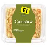 Iceland Coleslaw 550g