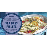 Iceland Butter, Tarragon & Parsley Sea Bass Fillets 310g