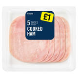 Iceland Cooked Ham 70g