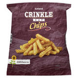 Iceland Crinkle Cut Chips 1.25Kg