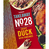 Iceland Crispy Duck with Pancakes 450g