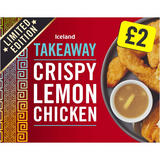 Iceland Crispy Lemon Chicken 250g