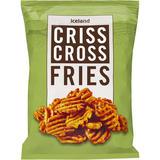 Iceland Criss Cross Fries 700g
